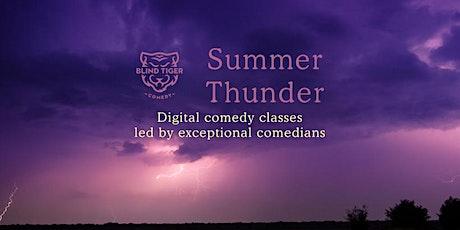 BTC Digital Comedy School: Intro to Improv 1 tickets