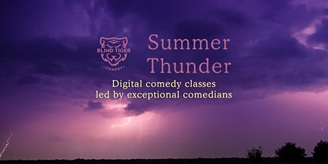 BTC Digital Comedy School: BIPOC Intro to Improv 1 tickets