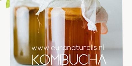 KOMBUCHA Experience tickets