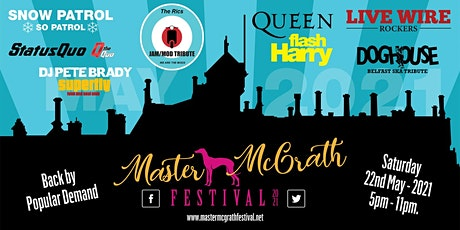 Master McGrath Festival 2021 tickets