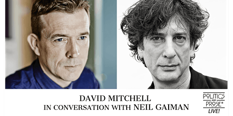 P&P Live! David Mitchell | UTOPIA AVENUE with Neil Gaiman tickets