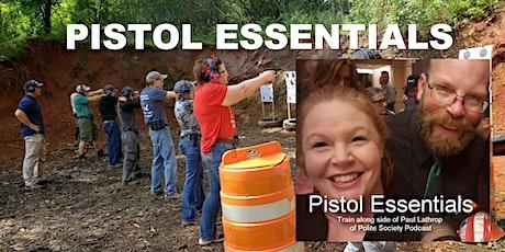 Sept. 2020 Pistol Essentials (Paul Lathrop) tickets