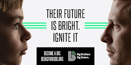 Big Brothers Big Sisters Virtual Lunch and Learn for DCL Employees tickets