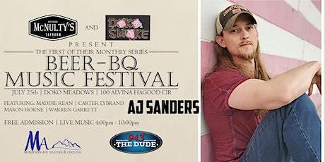 Beer-BQ Music Fest tickets