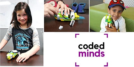 Summer Camp: Junior Robotics: Lego WeDo Wonders: Grades 2-3: SOUTH CALGARY tickets