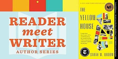 Reader Meet Writer: National Book Award Winner Sarah M. Broom tickets