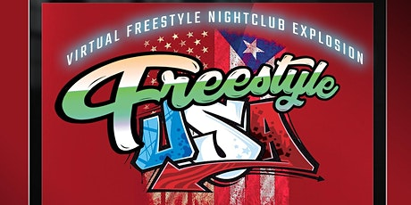 Freestyle USA Live Virtual Concert tickets