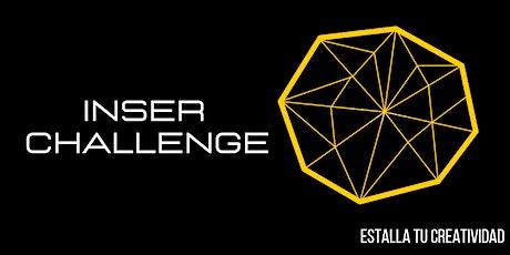 #InSer Challenge - Concurso de Innovación boletos