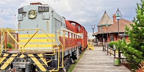 Tour of the Railway Museum of Eastern Ontario tickets