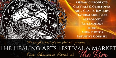 The Healing Arts Festival & Market at The Rim tickets