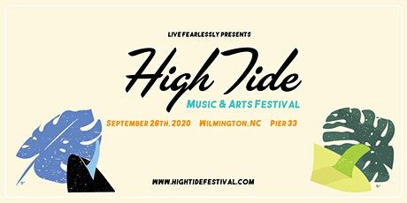 High Tide Music Festival tickets