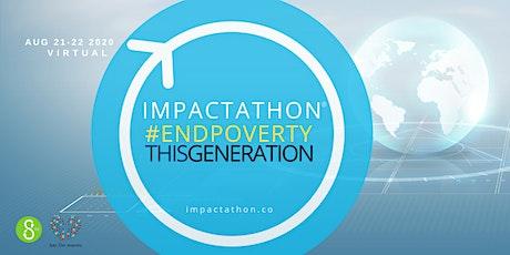 Impactathon® #EndPovertyThisGeneration tickets