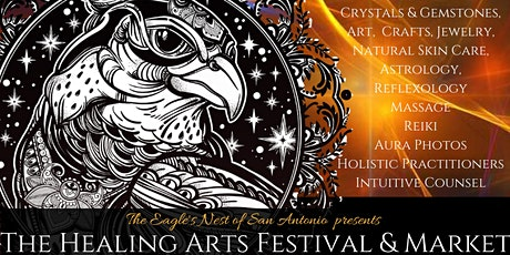 The Healing Arts Festival & Market tickets