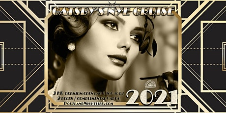 Gatsby's Portland New Year's Eve Cruise 2021 tickets