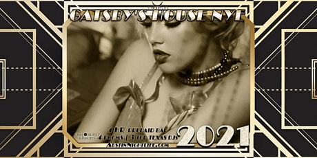 Gatsby's House - Austin New Year's Eve 2021 tickets