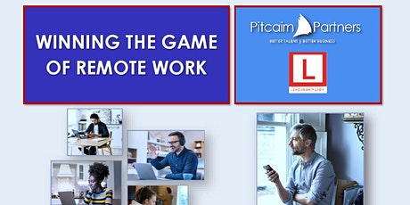 Winning the Game of Remote Work [Managers/Project Leaders] tickets