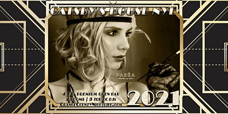 Gatsby's House - OC New Year's Eve 2021 tickets