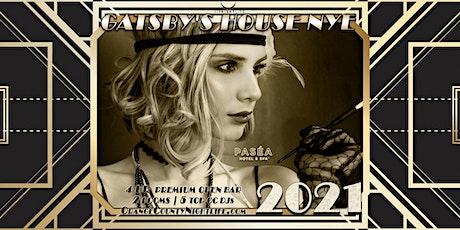 Gatsby's House - OC New Year's Eve 2021 tickets