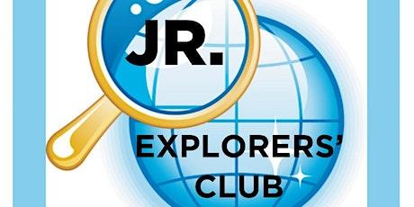Junior Explorers in the Park tickets