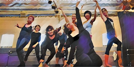 Online Dance Class - Beginning Level - Two Classes Weekly! - On Zoom tickets