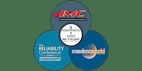 International Maintenance Conference 2020 tickets