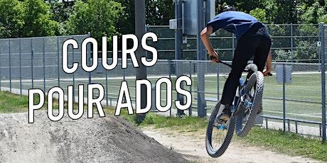 Cours pour ados  / Vélo de montagne billets