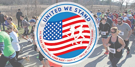 United  We Stand  Virtual 5K , 5M or 10K  Road Race tickets