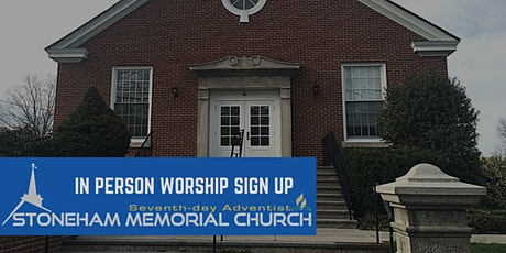 In-Person Worship Service tickets