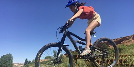 Intermediate/Advanced Teen Mountain Biking tickets