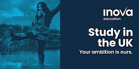 Opciones accesibles para estudiar en el Reino Unido entradas