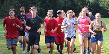 Running Ahrens Cross Country Camp: COVID-19 Edition! tickets
