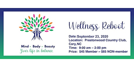 WBON Wellness Reboot tickets