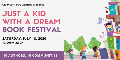 First Annual Just A Kid With A Dream Foundation Book Festival tickets