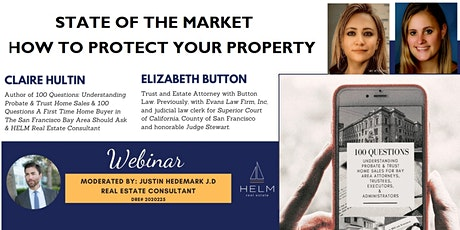 State Of The Market | How To Protect Your Property ft. Elizabeth Button tickets