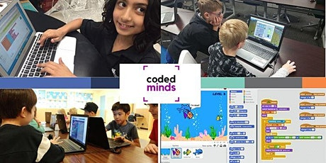 Summer Camp: Code Your Own Video Game: Hackers Unite: Grade 4-5: CALGARY tickets