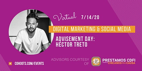 July Advisement Day: Digital Marketing & Social Media tickets