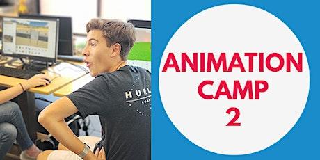 Animation Camp 2 (2 Days) tickets