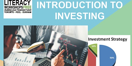 Introduction to Investing in Stock Market - For Beginners tickets