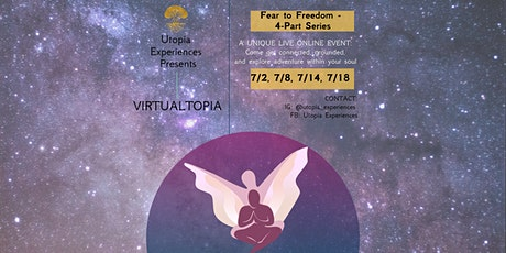 Virtualtopia: From Fear to Freedom tickets