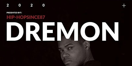 Dremon @ Live Hiphop Daily tickets