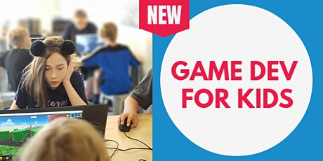 Game Development for Kids (1 Day) tickets