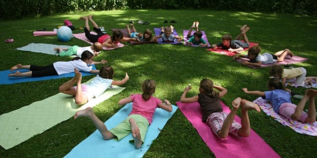 Free To Be Me Yoga and Wellness Camp | July 6 - 10 | Grades 4-6 tickets