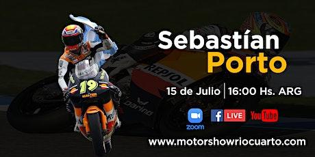 Sebastína Porto - Motor show Río Cuarto Edición Virtual 2020 entradas