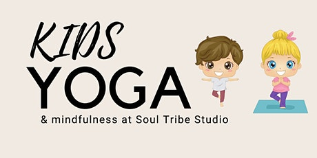 Kids Yoga and Mindfulness tickets