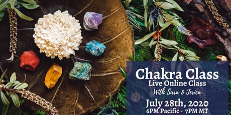 Chakra Wellness Class tickets
