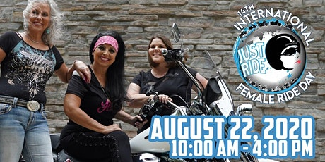 International Female Ride Day tickets