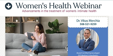 Women's Health Webinar tickets