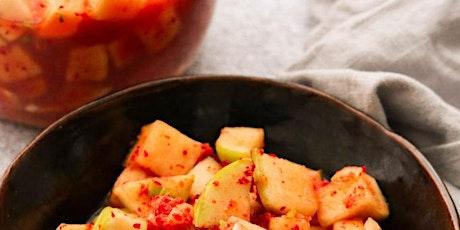 Summer Ferments & Creative Kimchi tickets