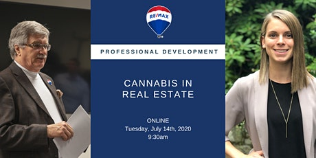 Professional Development: Cannabis in Real Estate tickets