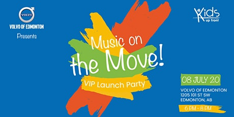 Music on the Move VIP Launch Party tickets